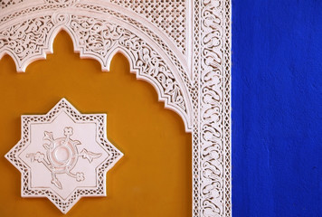 Moorish decor