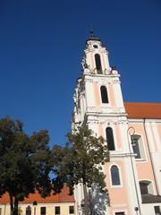 Костел святой Екатерины в Вильнюсе