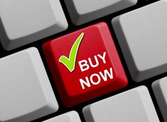 Buy now - Schnell kaufen