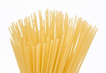 raw pasta spaghetti