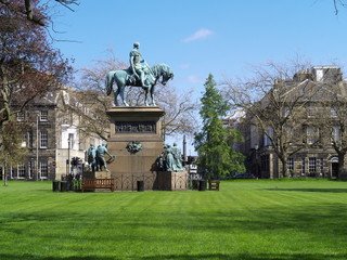 Charlotte Square, Edinburgh, Scotland