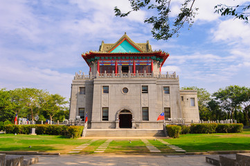 Juguang Tower in Kinmen, Taiwan