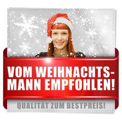 Vom Weihnachtsmann empfohlen!