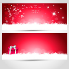 Christmas Cards with Gift
