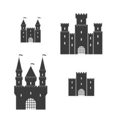 Castle. Set