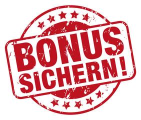 Bonus sichern!