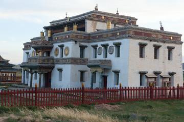 Erdene Zu  Buddhist monastery in central Mongolia