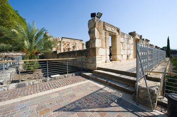 Synagogue of Capernaum