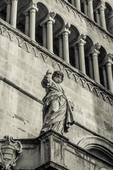 Duomo of Cremona - sculpture