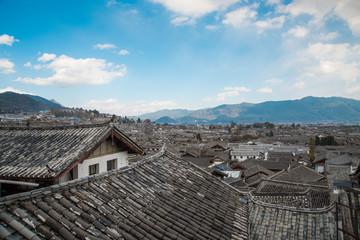 China's ancient town