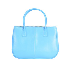 Blue female bag