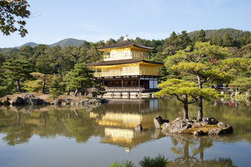 Golden Pavillon - Kyoto