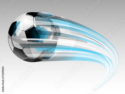 Naklejka Football