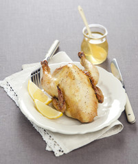 chicken with lemon