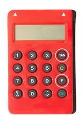 Calculator TAN PIN generator