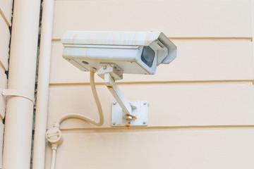 White CCTV