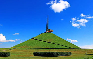 Memorial Mound of Glory in Belarus