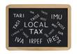 local tax e affini