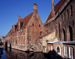 Hospital of St John, Bruges © Arena Photo UK