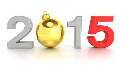 Happy New Year 2015 - Glitter Ball - Shot 8