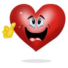 cuore allegro