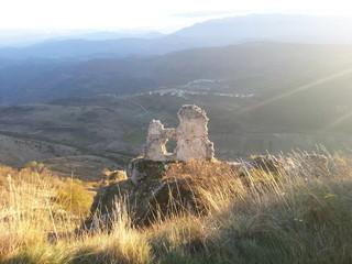 Rocca Calascio Italian mountain