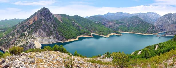 Oymapinar Dam, Turkey