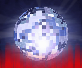 Dance Disco Ball