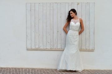Modella sposa
