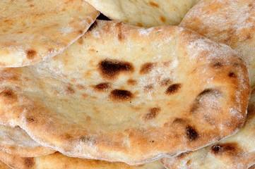 Indian Naan bread © Arena Photo UK