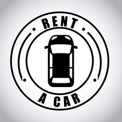 rent car design