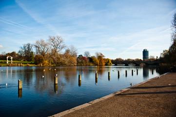 Kensington Gardens, Londra