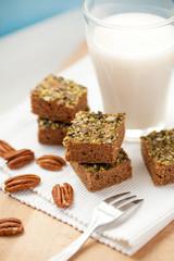 Healthy paleo brownies
