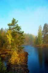Scandinavian river