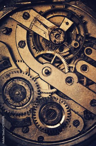 Clock mechanism - 73311818