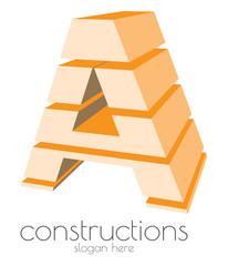 A-constructions logo