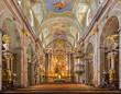 Vienna - baroque st. Annes church