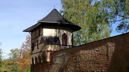 Zwickau Pulverturm vid 01