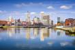 Providence, Rhode Island, USA Skyline on Providence River