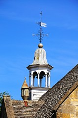 Chipping Campden town hall clock tower © Arena Photo UK