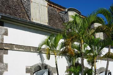 La Réunion - Cases et demeures