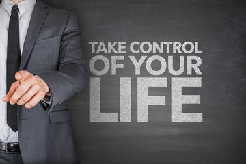 Take control of your life on blackboard