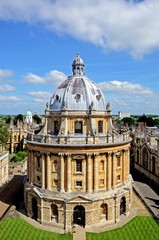 Radcliffe Camera, Oxford, England © Arena Photo UK