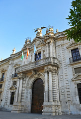 University of Sevilla, Fabrica de Tabacos, Spain