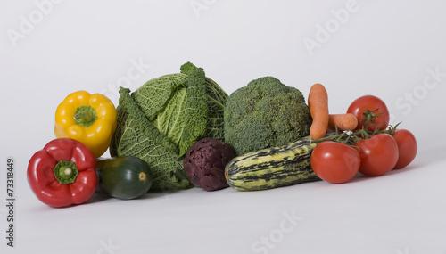 canvas print picture Gemüse