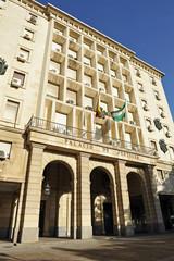 Palacio de Justicia, Juzgados, Sevilla, España