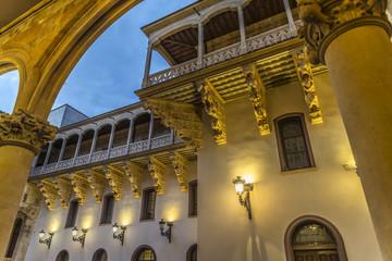 Palacio de la Salina Salamanca