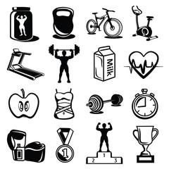 Vector Fitness, Bodybuilding