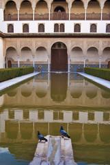 Fuente en la Alhambra 2