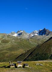 Getschnerspitzen und Madlener Spitze - Alpen
